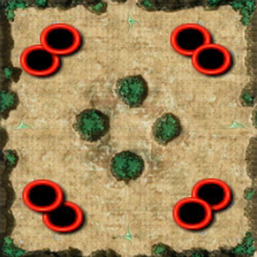 Redzone Rampage Ultimate - 8 Player