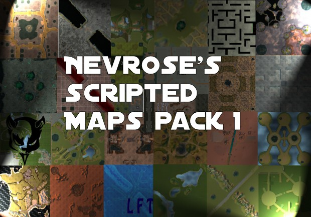 Nevrose's scripted maps pack