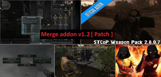 Merge addon v1.2 (-Patch_Updated-) [ CoC v1.5r4 ]