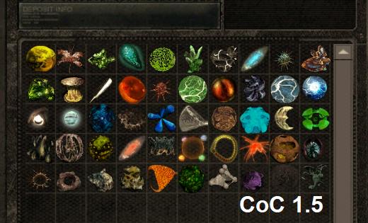 Artefact Expansion v1.33 [CoC 1.5r6]
