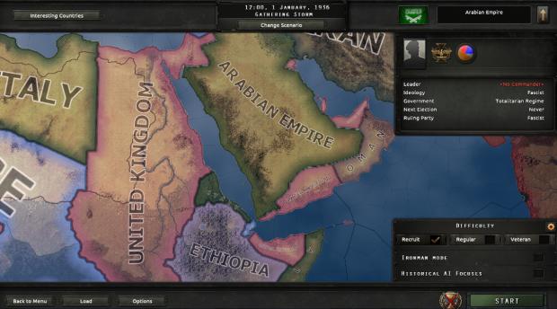 Alternate Nations mod