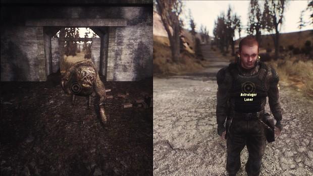 AA2 creature and npc textures mod