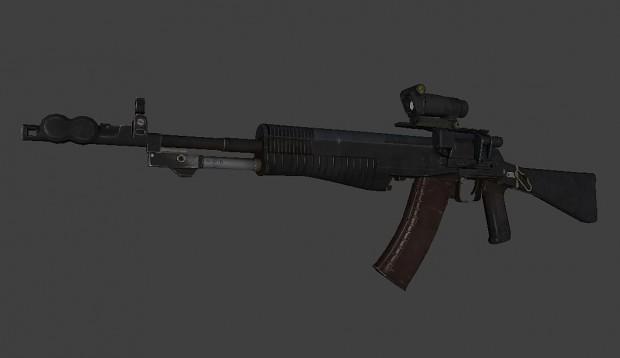 BF4 AN-94 Pack ***FIX***