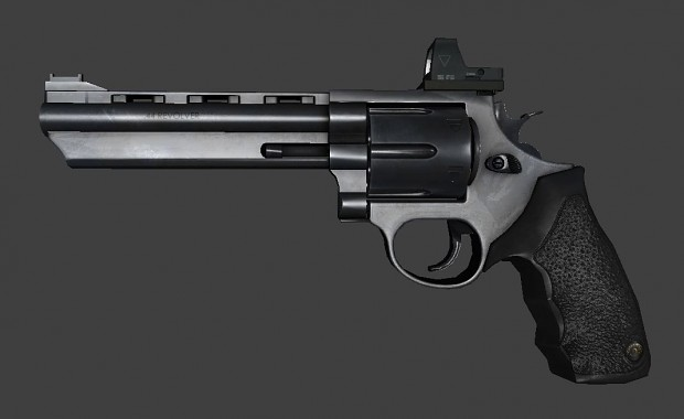 BF4 Taurus-44 Revolver Pack