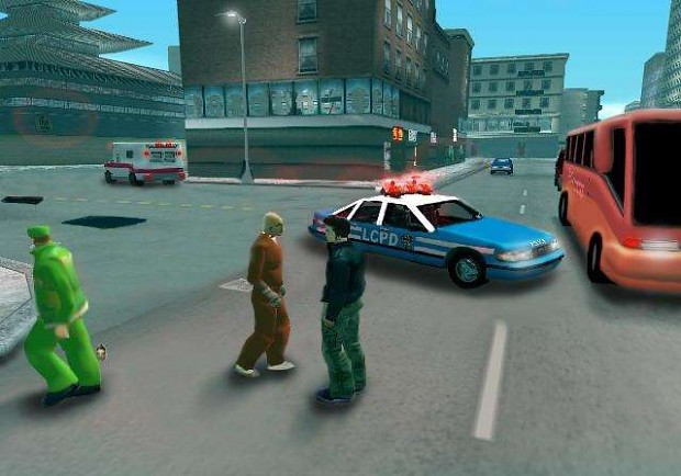 GTA3 Beta 2