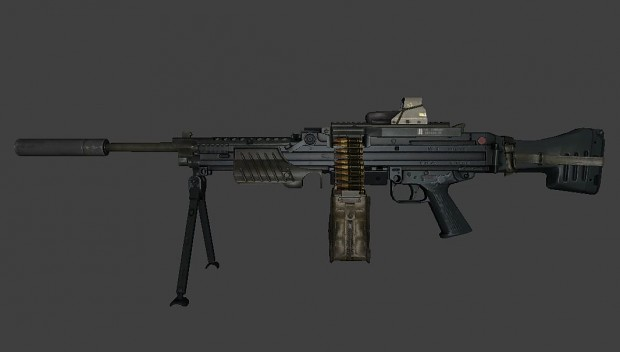 BF4 MG4 Pack