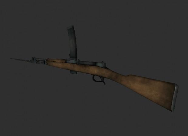 BF1 Beretta M-1918