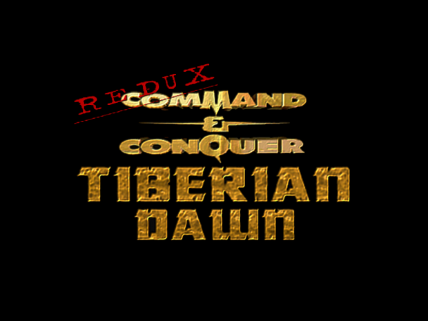 C&C Tiberian Dawn Redux Patch v1.44 [LATEST PATCH]