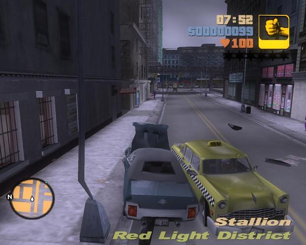 GTA III Improved Edition 1.07