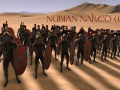 Nubian naked warriors