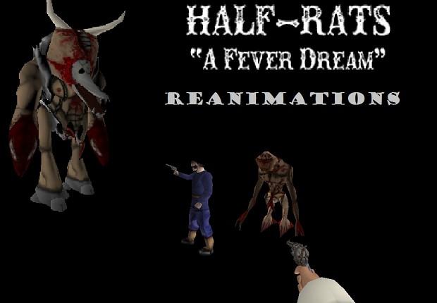 Half Rats - AFD Reanimations  V1.0 + Einar Dlls