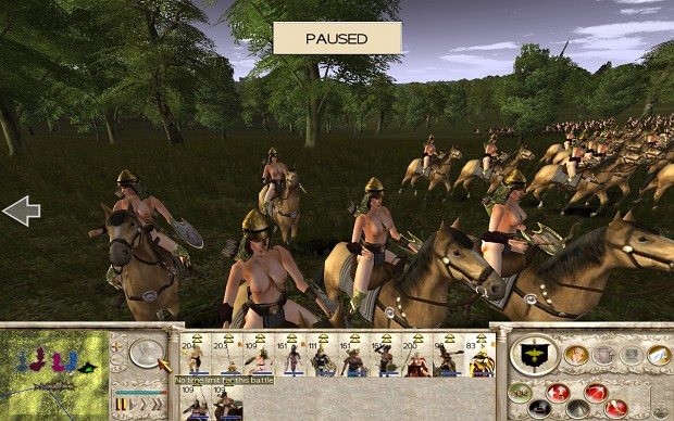 18+ ONLY: Amazons:Total War - Refulgent 8.4E
