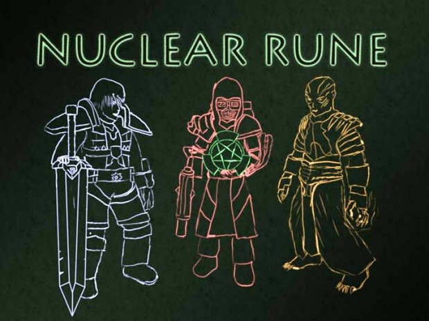 Nuclear Rune demo 29.09.17