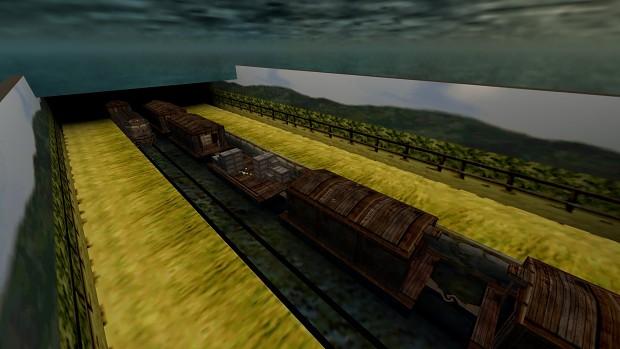 Hypo's Runaway Train Bagman Map