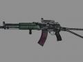 Battlefield4 AEK971 animations remake-kobra only