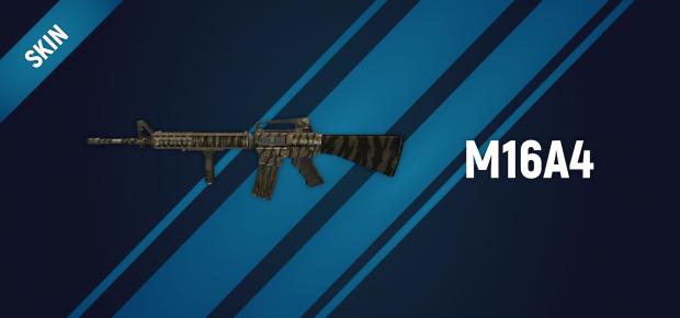 [Skin] M16A4