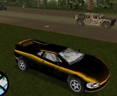 Car Addon [FW TO VC] Infernus