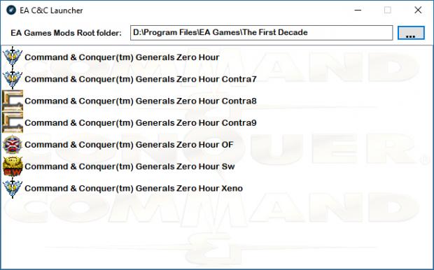 EA Games Launcher