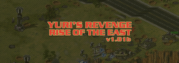 Rise of the East - Patch 1.01b