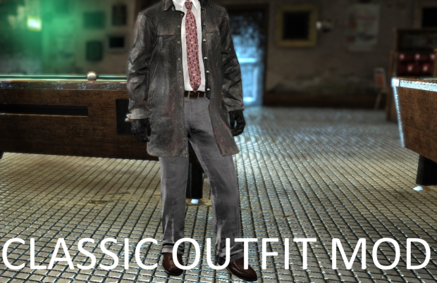 Classic Outfit for Punchinello Gang