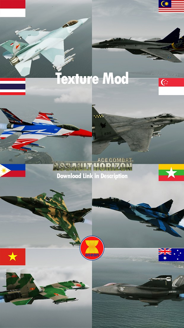 [ACAH PC] ASEAN Armed Forces