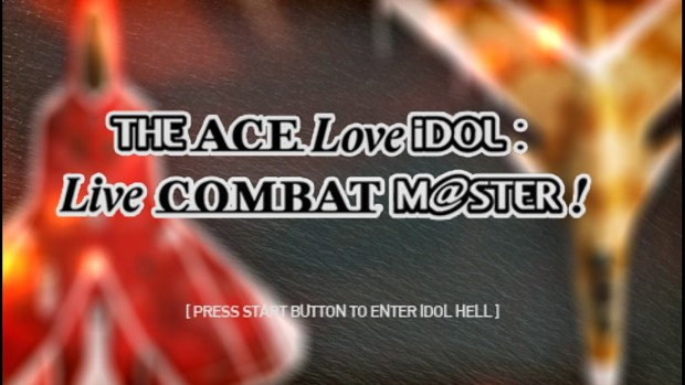 [ACX-ACJA] THE ACE Love iDOL: Live COMBAT M@STER!