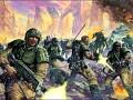 Imperial Guard assault