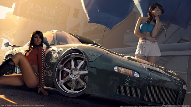 Need for Speed: ProStreet Demo