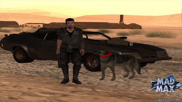 GTA Mad Max The Road Warrior 0.38