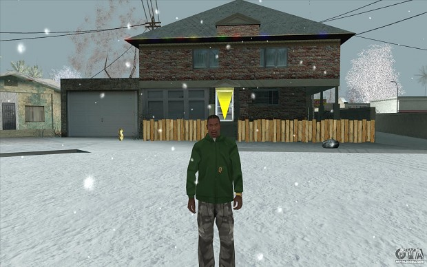 Snow andreas direction