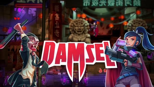 Damsel Kickstarter Demo