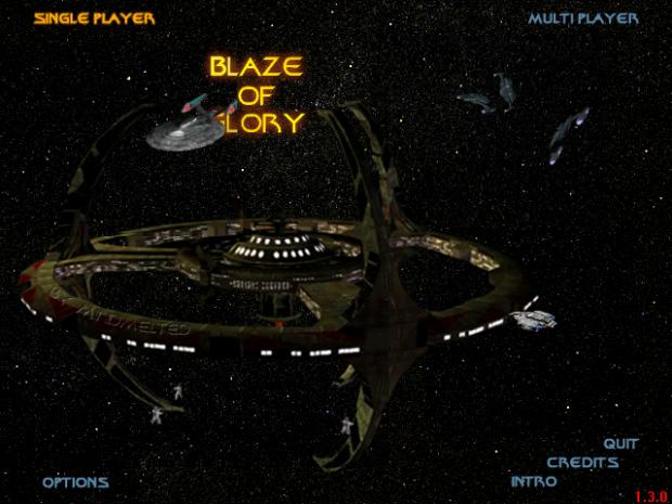 Star Trek Armada Blaze of Glory