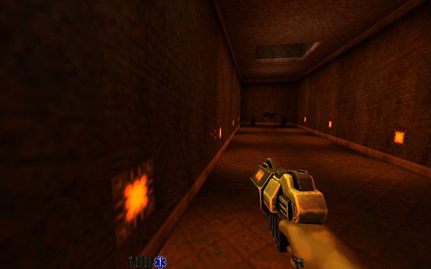 Hi-poly blaster for Kmquake2