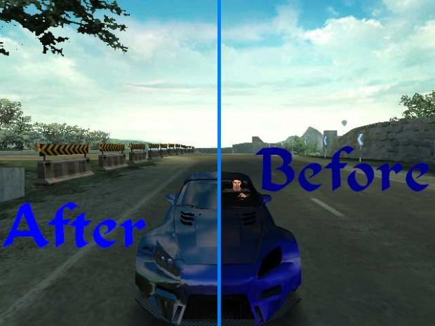 BETTER CAR REFLECIONS MOD by COREnick