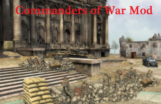 Commanders of War 1.1 Patch