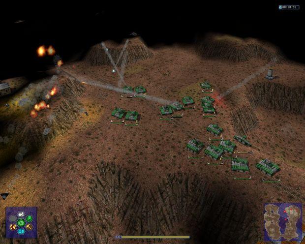 Warzone 2100 2.1 beta 5 - MacOSX