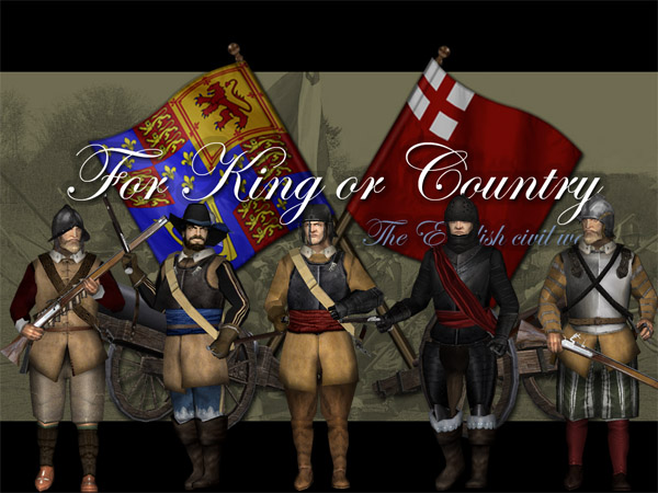 For King or Country 1.1 Patch