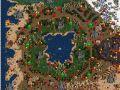 Heroes III map - Beltway