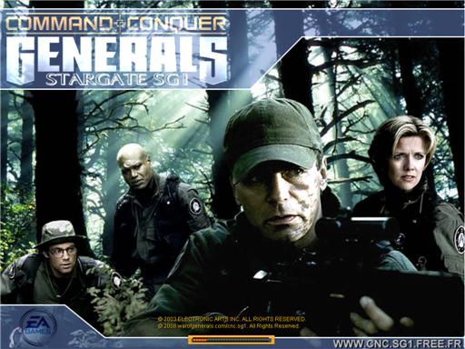 C&C Stargate Mod v3 - English translation