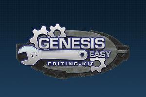 Genesis Easy Editing Kit