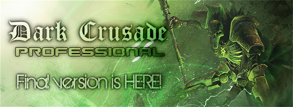DoWpro: Dark Crusade 3.41 Hotfix