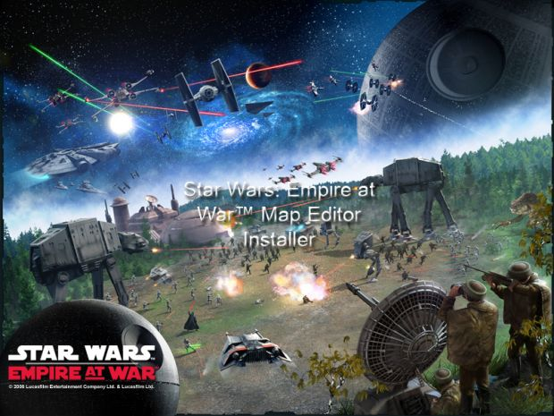 Star Wars: Empire at War™ Map Editor Installer