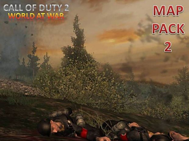 Map Pack #2 for the CoD 2 World at War mod