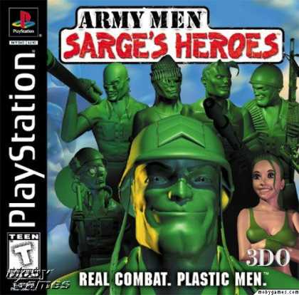 3DO's Army Men Sarge's Heroes 1 main theme