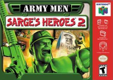 3DO's Army Men Sarge's Heroes 2 main theme