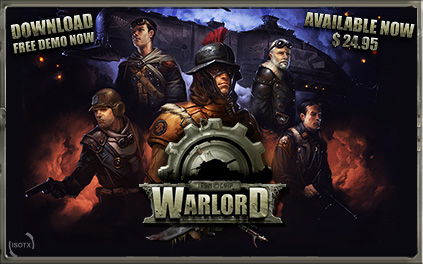 Iron Grip: Warlord Demo