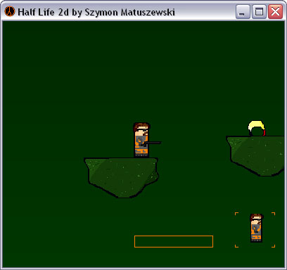Half Life 2D Beta