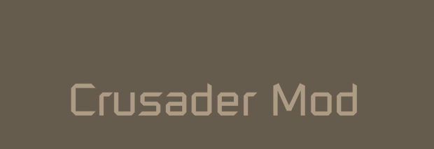 Crusader Mod