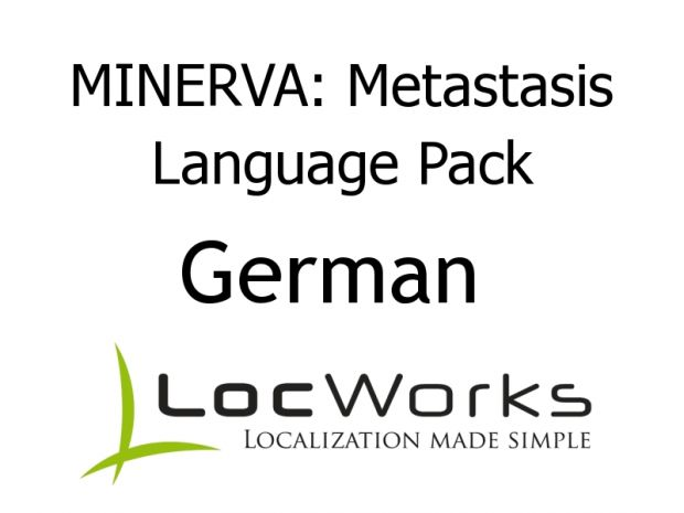 MINERVA: Metastasis - German Language Pack