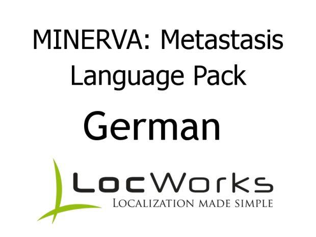 MINERVA: Metastasis - German Language Pack